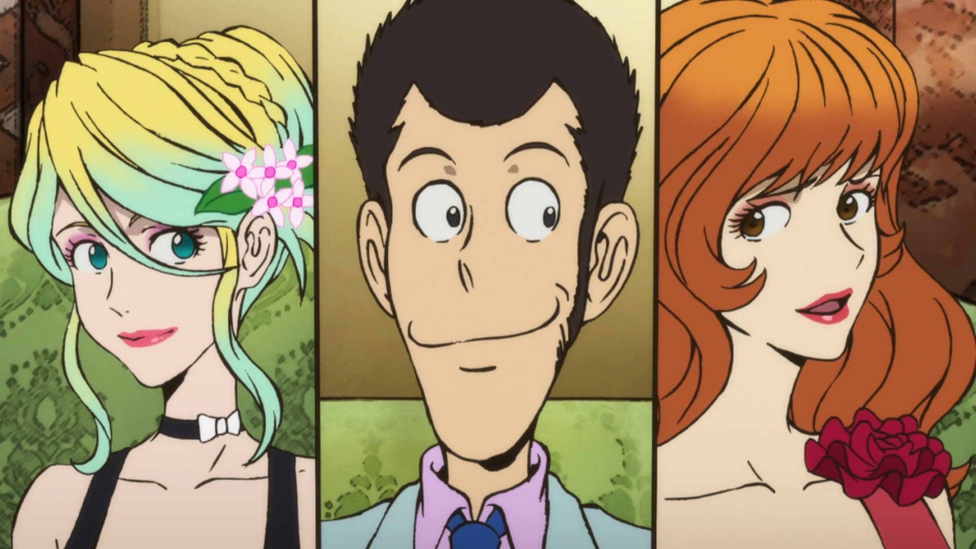 Real Manga Girls Cartoon Wallpaper Lupin The Third Part4 10 Review The Missus And The Ex