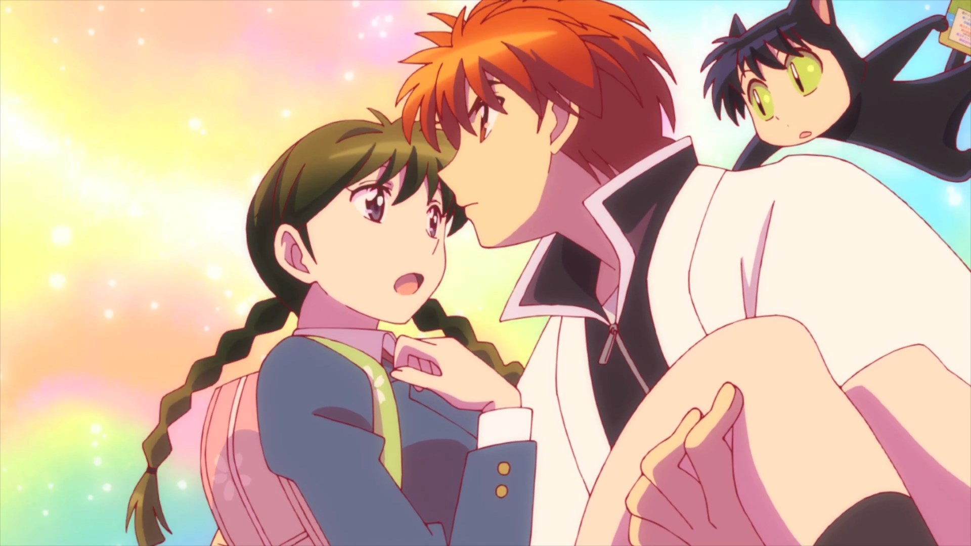 Kiss Day Wallpaper Hd Kyoukai No Rinne 49 Penultimate Episode Astronerdboy S