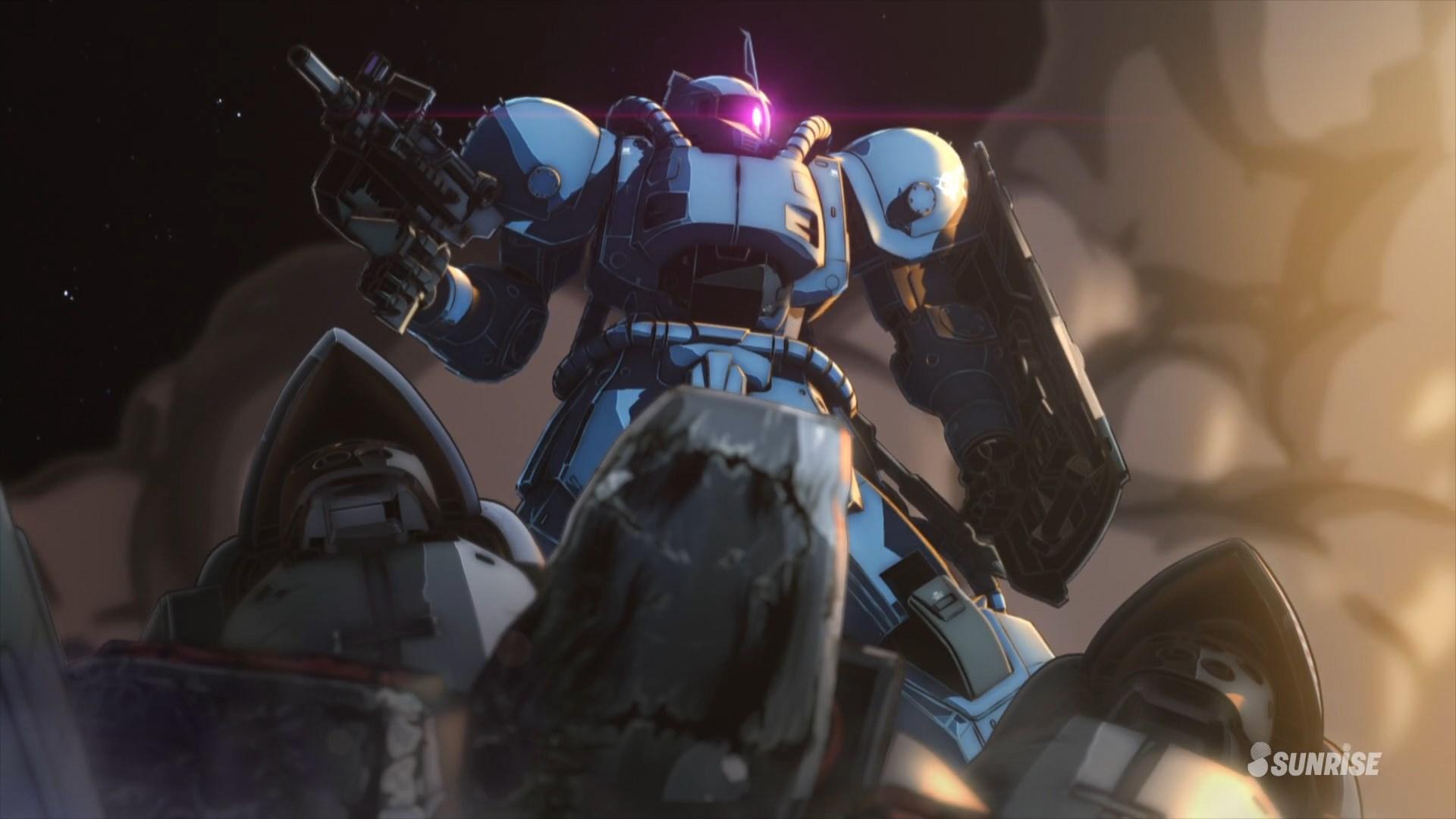Gundam Girl Wallpaper Mobile Suit Gundam The Origin 04 Now With More Action