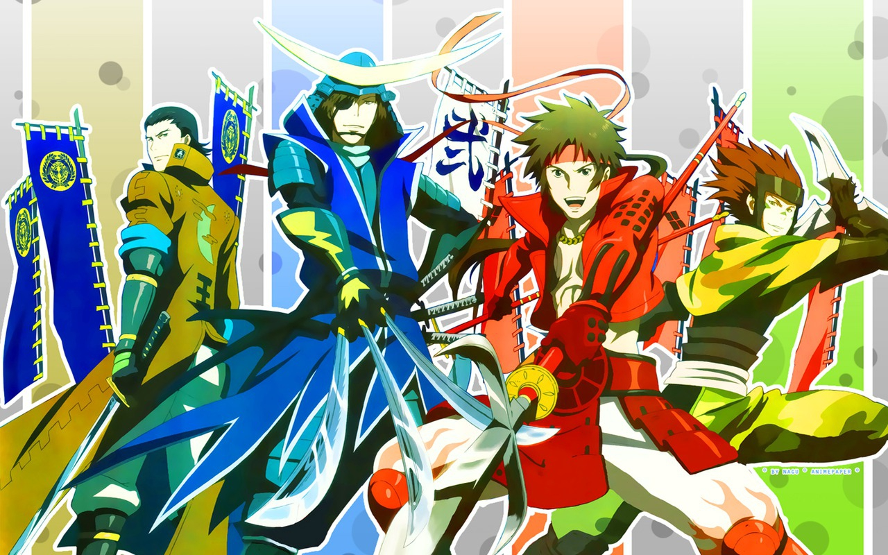Cute Mei Wallpaper Sengoku Basara Bd Subtitle Indonesia Full Episode Anime