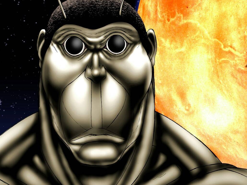 Anime Magic Wallpaper Terra Formars Follow Up The New Teaser Is Here