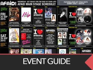 AFAID 2015 Event Guide