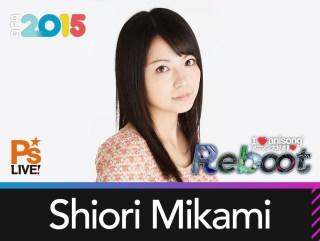 P'sLIVE!: Shiori Mikami