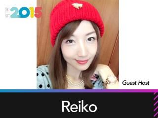 Guest Host: Reiko