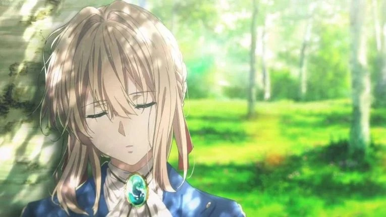Beautiful Life Wallpapers With Quotes 9 Of The Most Emotional Quotes From Violet Evergarden
