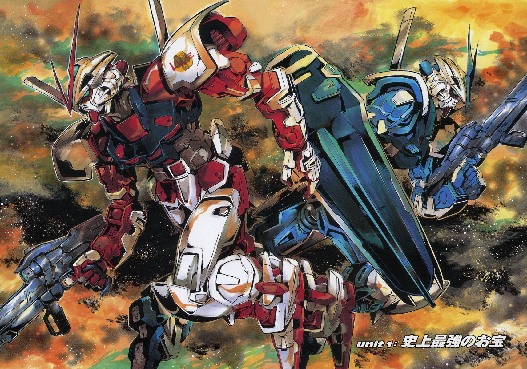 Fairy Tail Girls Wallpapers Gundam Astray 33 Anime Background Animewp Com