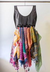 Berbagai Macam DIY Hanger Scarf | Tutorial Pashmina by ...