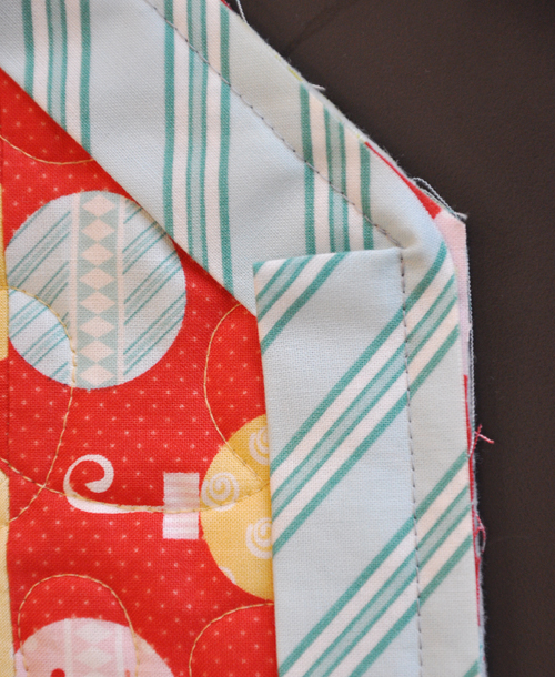Quilt Binding Binding Odd Angles | Trends And Traditions