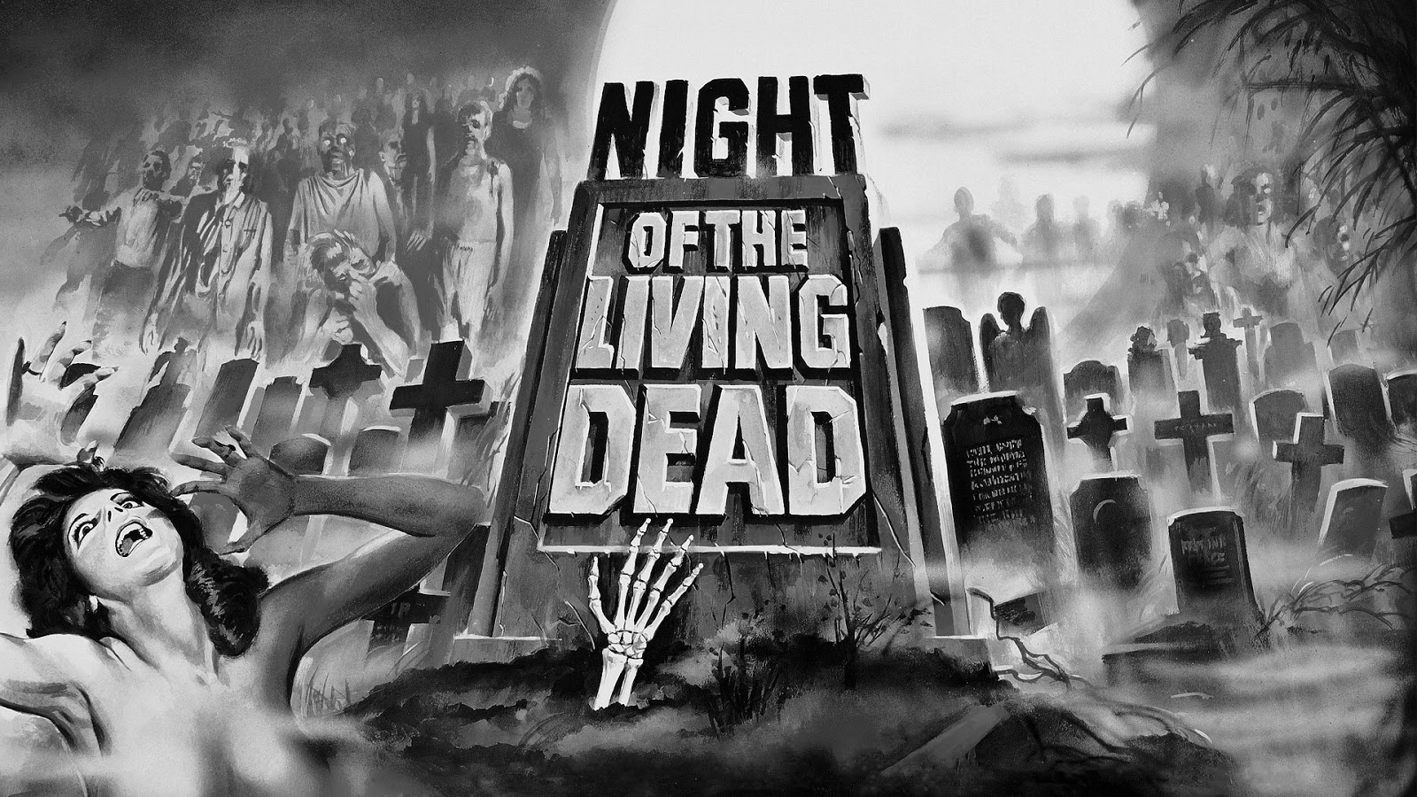 Night Of The Living Dead Farmhouse 10 Best Zombie Movies Of All Time Ankit2world Ankit2world