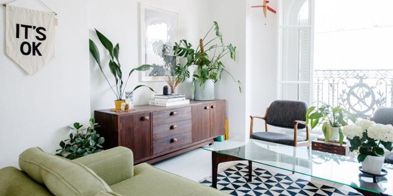 Roundup 5 Amazing Mid-Century Living Room Ideas - mid century modern living room