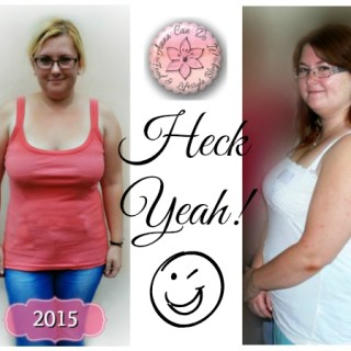 Heck Yeah - Weight Loss - Anna Can Do It!