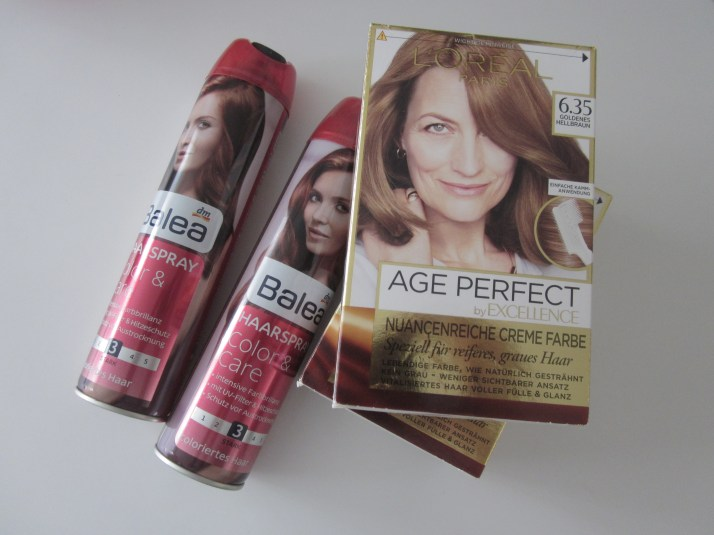 Rode Haarspray Dm Shoplog | Ann Ages Gracefully