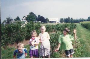 AnnaLeah blueberry picking VBF 001