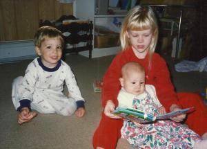 baby AnnaLeah and levi rebekah