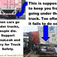 March Historically a Momentous Month for Truck Underride Safety Advocacy; Beware the Ides of March!