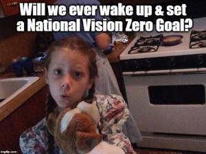 National Vision Zero Goal