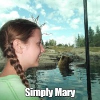Simply Mary. . .love these memories of a sweet, silly, lovable girl!