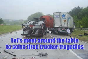 Tired Trucker Roundtable