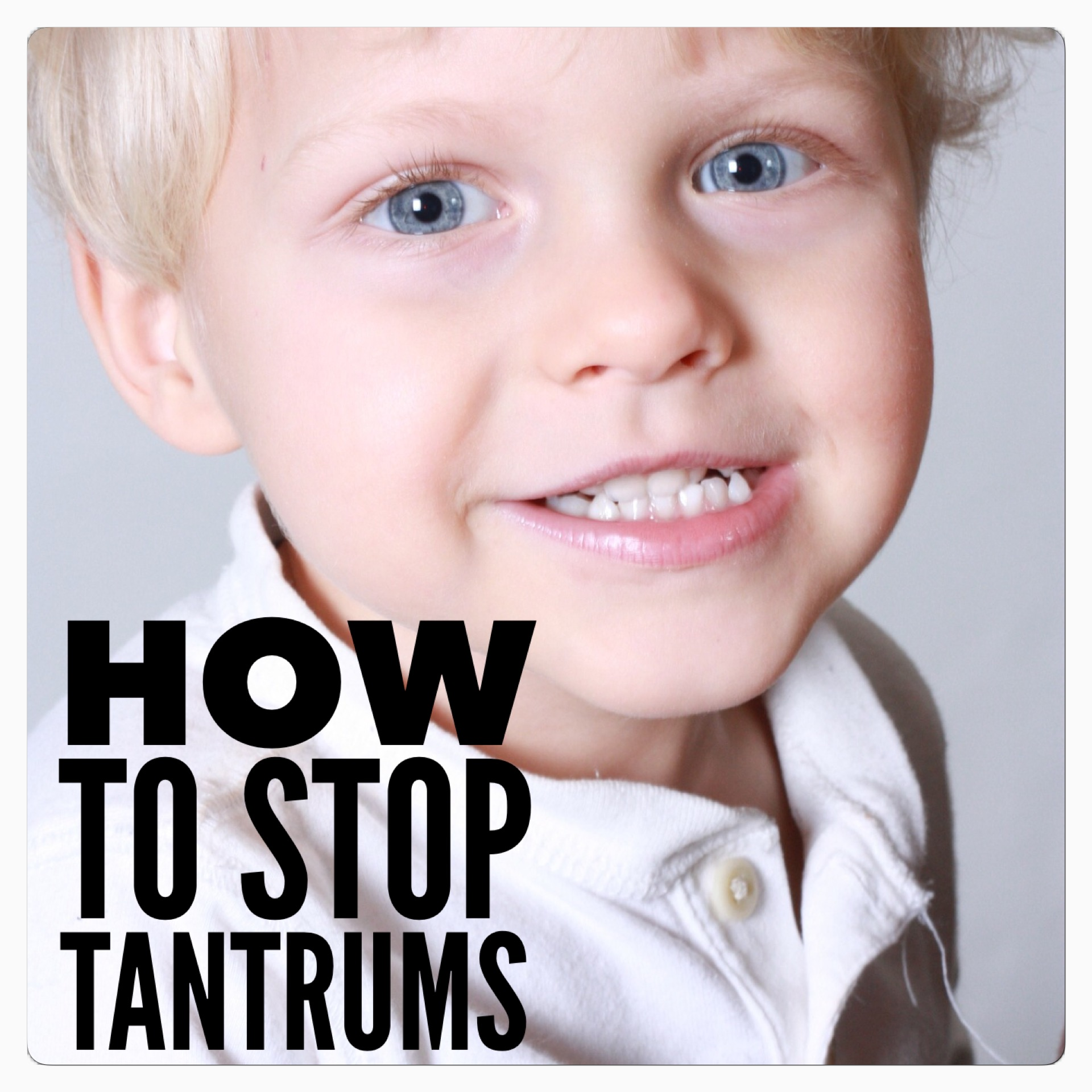 The Tantrum Effect: Why they Happen and How To Stop Them ...