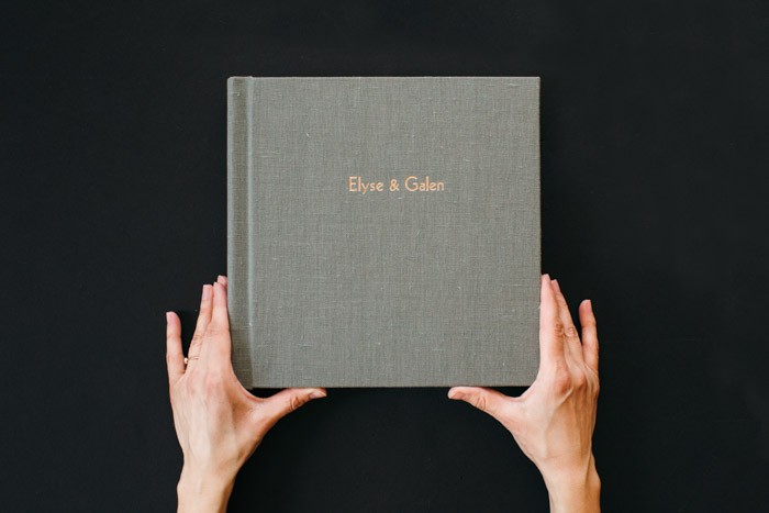 Photo Albums - Chicago documentary wedding and elopement photographer