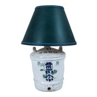 Vintage Japanese Lamp | Anna Spiro Design