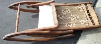Antique Folding Rocking Chair Value | Antique Furniture