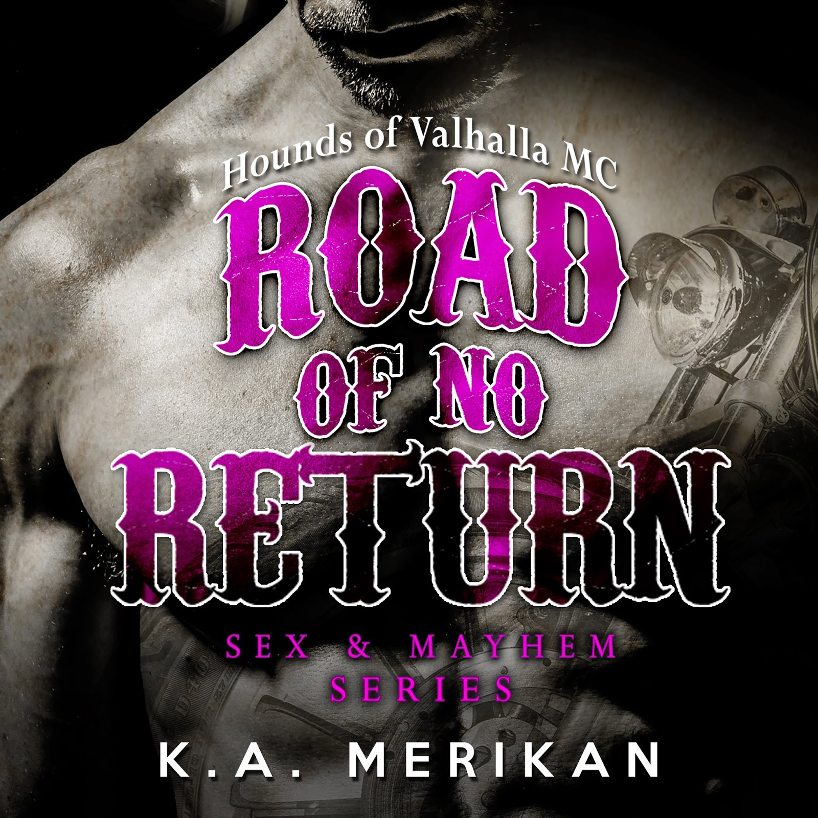 Amazon Audible Return Audiobook Release Blitz Road Of No Return By K A Merikan