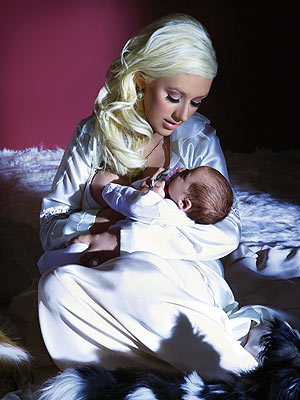 Newborn Baby Girl Wallpaper Christina Aguilera S Kaleidoscopic Life Anne Caroline Drake