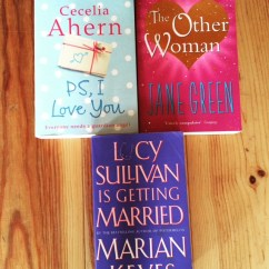 Striking covers for women's fiction