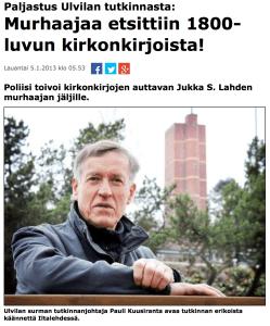 Pauli Kuusiranta
