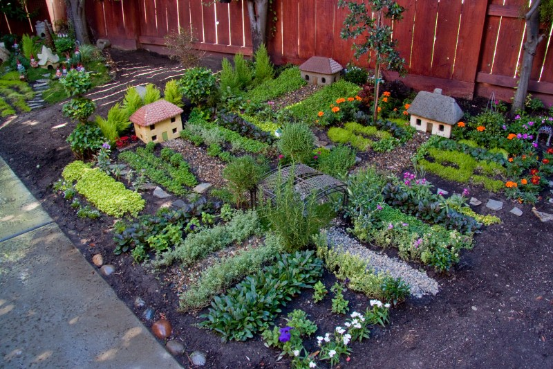 Large Of Miniature Garden Gnomes