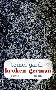 Cover Broken German Tomer Gardi