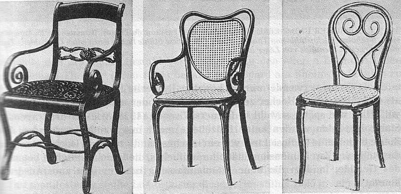 Bugholzstuhl Thonet Anniecorralhistoriadiseno | Just Another Wordpress.com