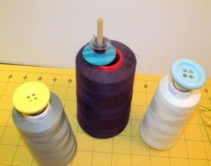 Thread, Buttons, and Bobbins
