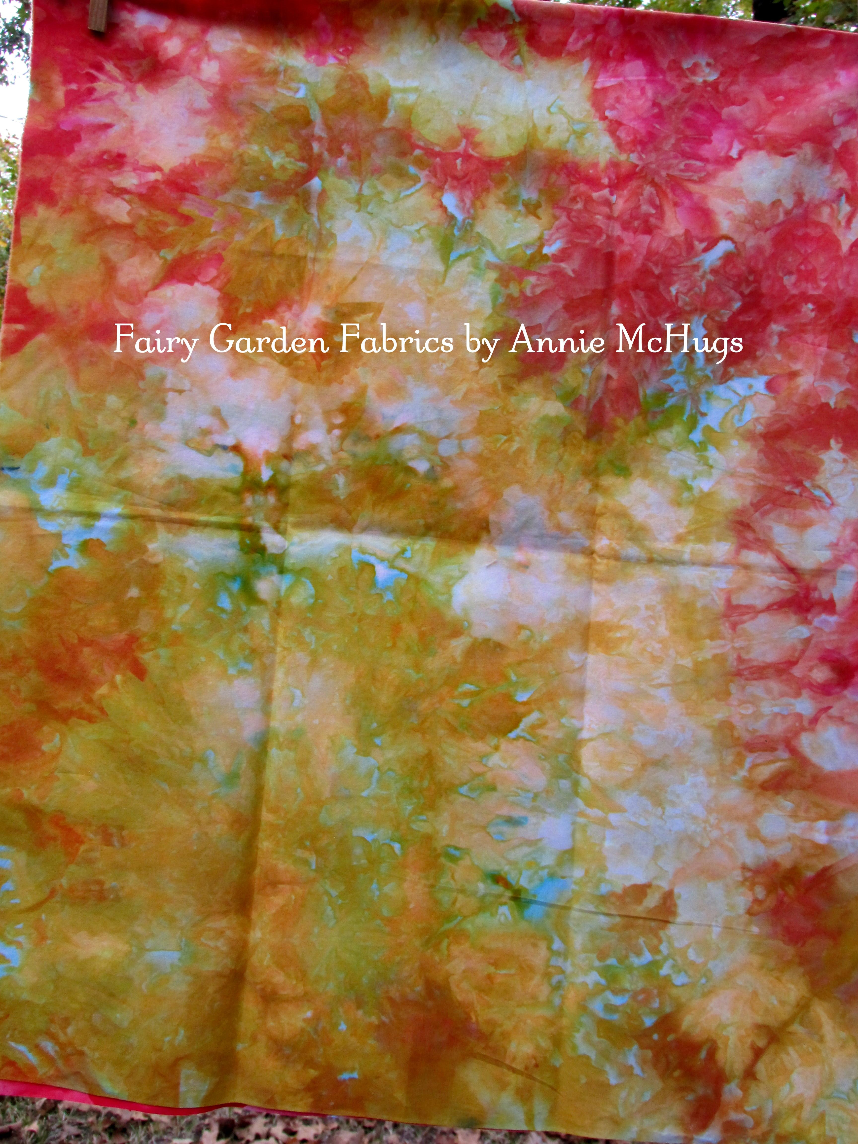 Introducing Fairy Garden Fabrics By Annie Mchugs Annie