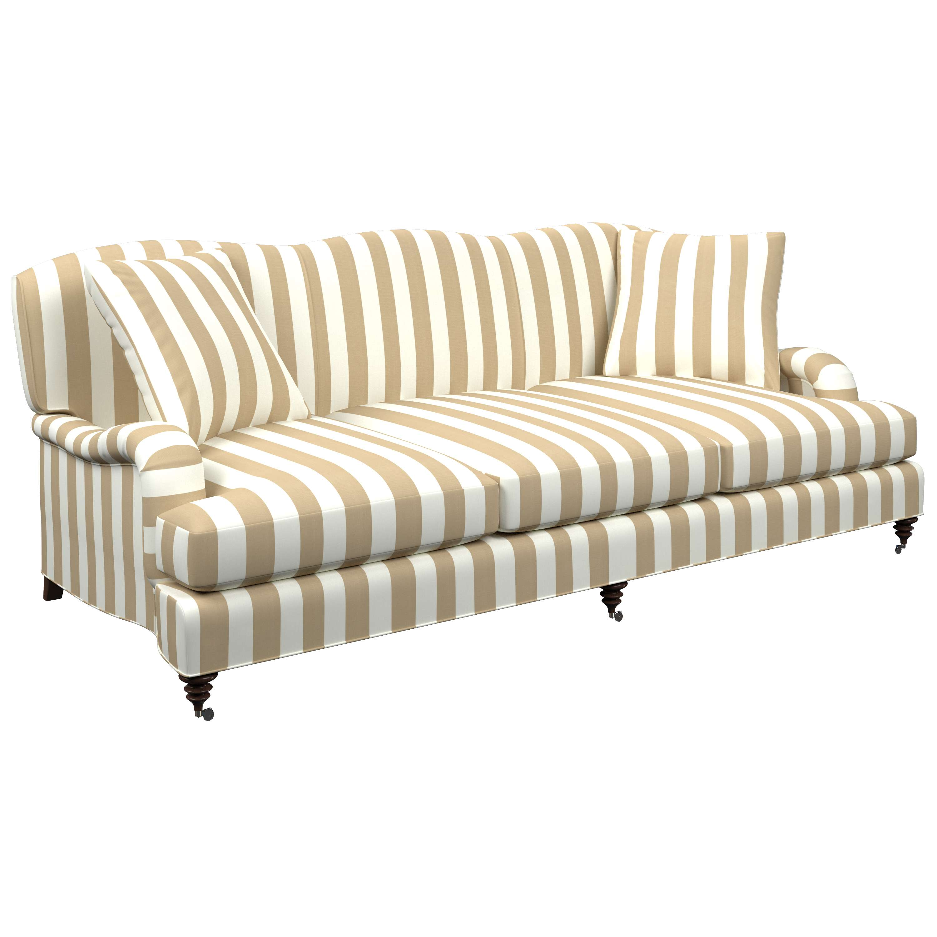 Sofa Outlet Cheshire Alex Linen Litchfield 3 Seater Sofa Furniture