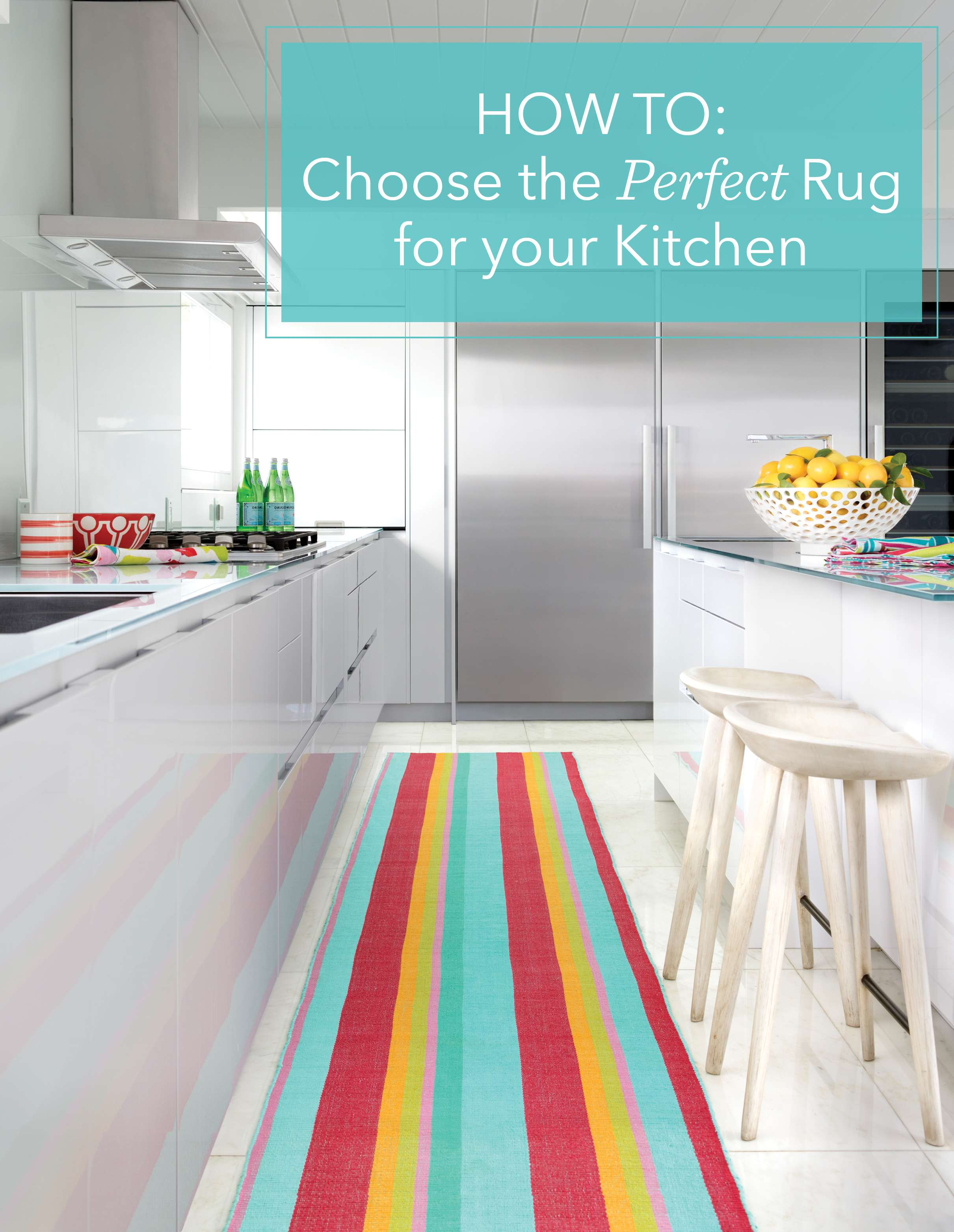 Kitchen Rugs How To Choose The Perfect Kitchen Rug Annie Selke