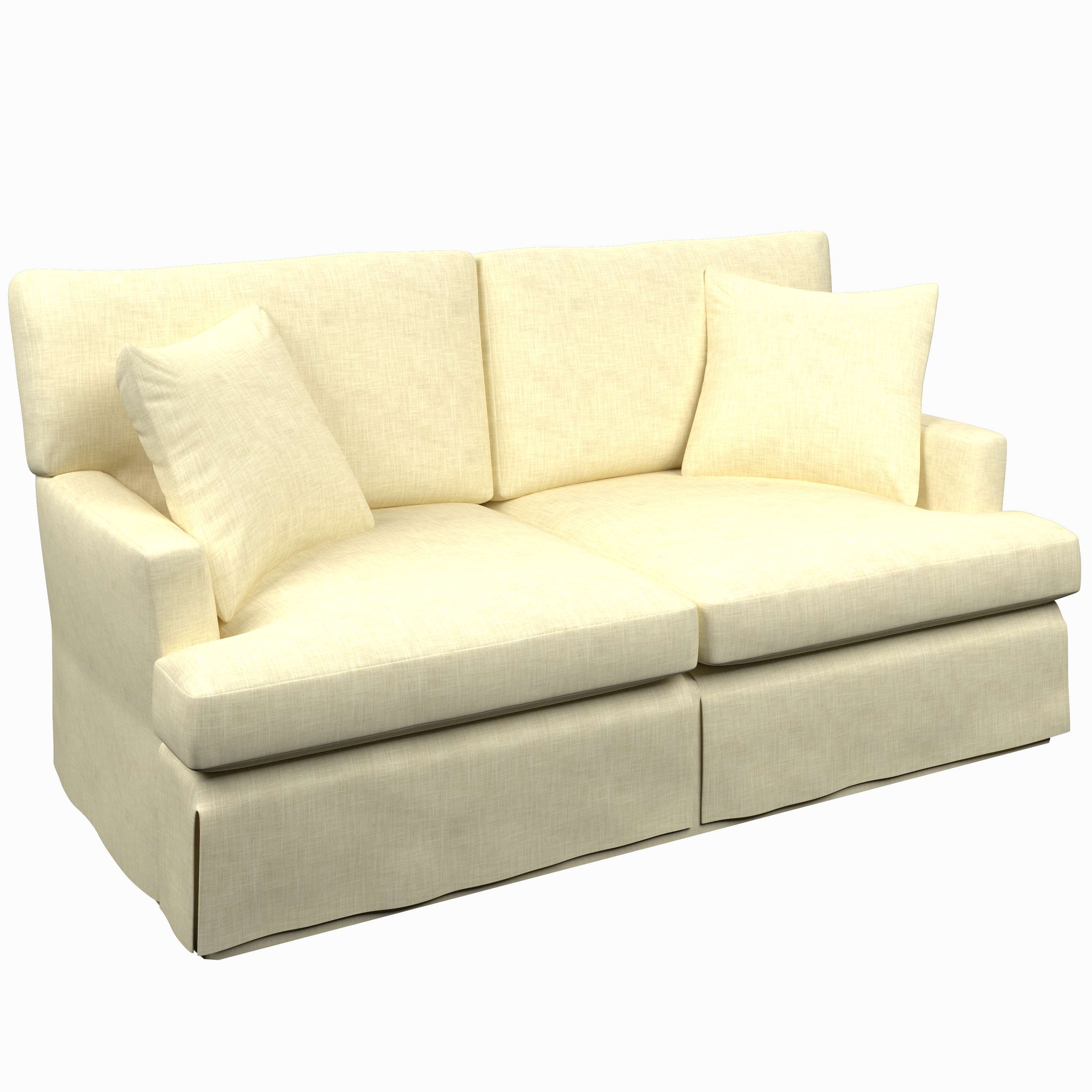 Sofa Outlet Cheshire Greylock Ivory Saybrook 2 Seater Upholstered Sofa Furniture