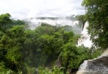 Iguazu : au fil de l'eau côté argentin
