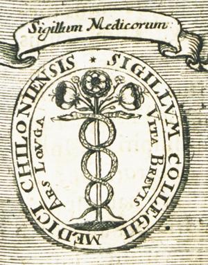 Siegel. CAU 1665
