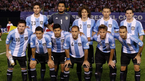 Le 32 protagoniste – Puntata no.8 – Argentina
