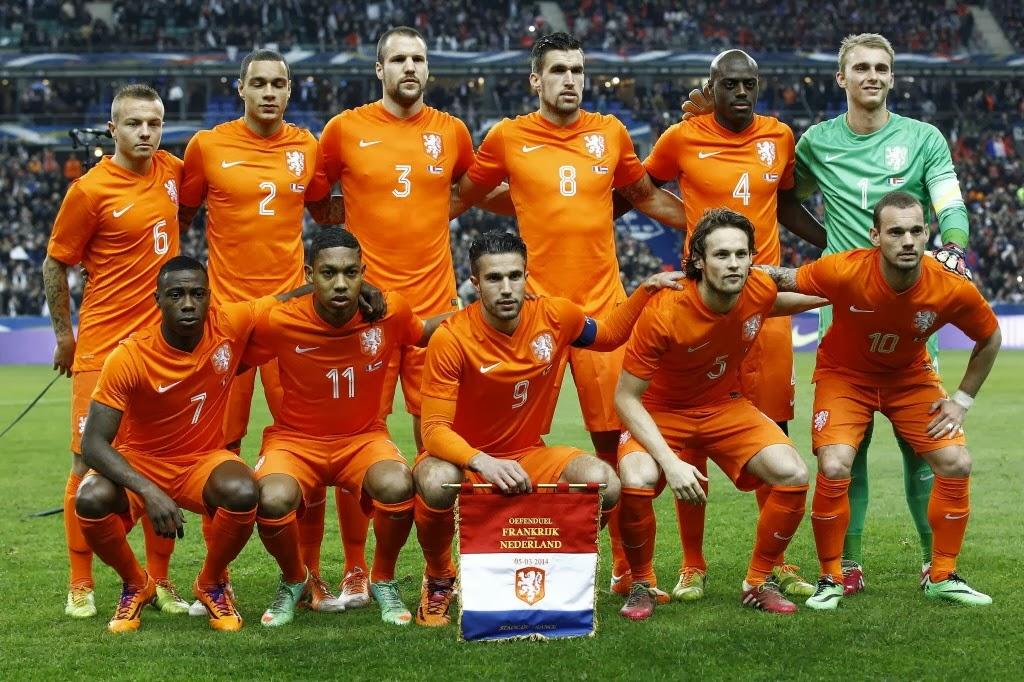 Le 32 protagoniste - Puntata no.6 - I Paesi Bassi (Olanda)