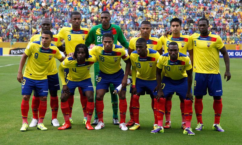 Le 32 Protagoniste – Puntata no.20 – Ecuador