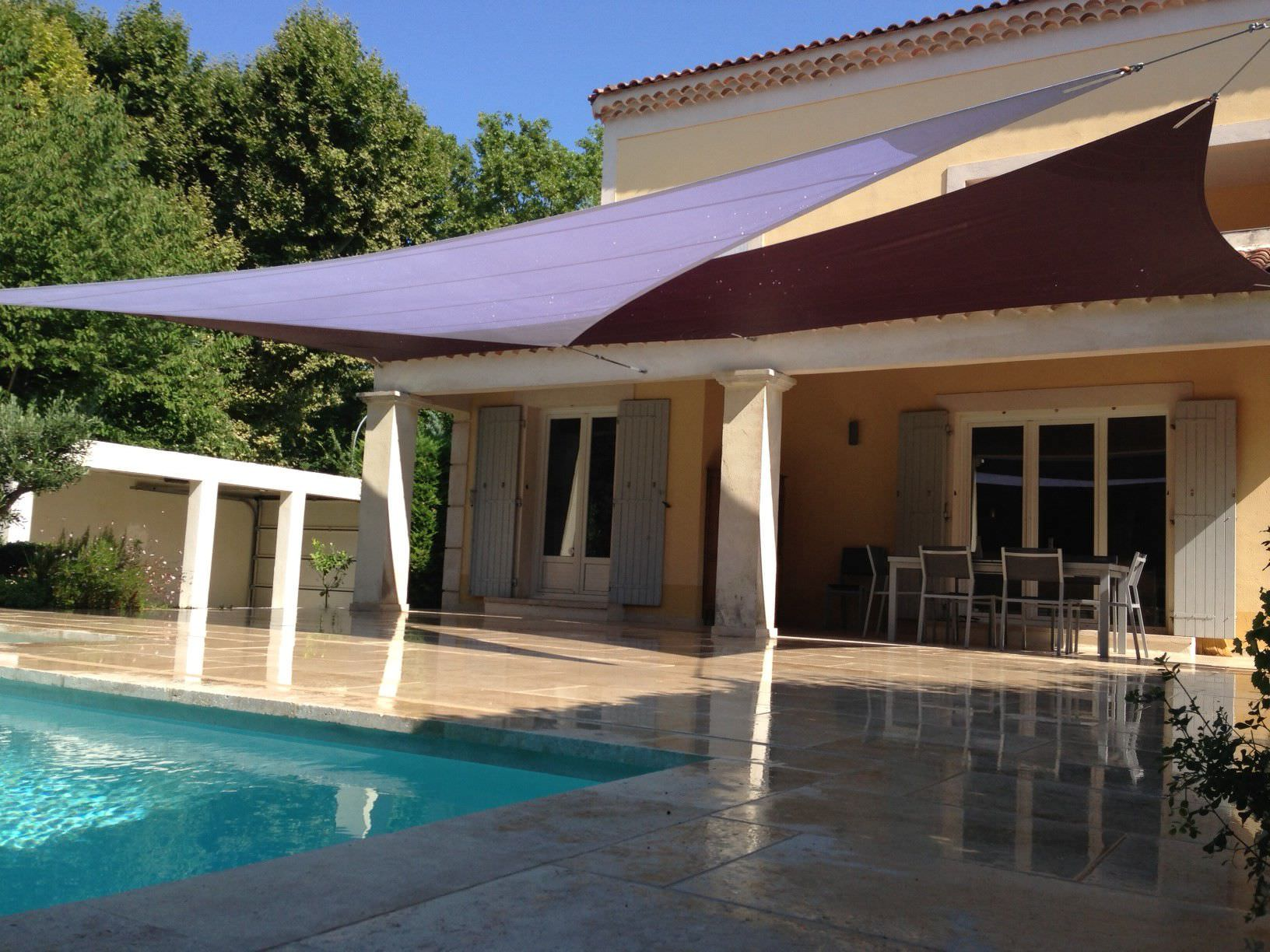 Filet Ombrage Terrasse Voile D Ombrage Pour Terrasse Simple Les Voiles Duombrage