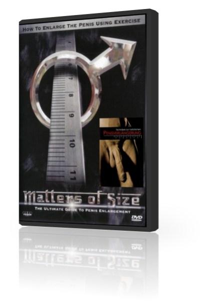 DVD Pembesaran Penis Lengkap dan Murah