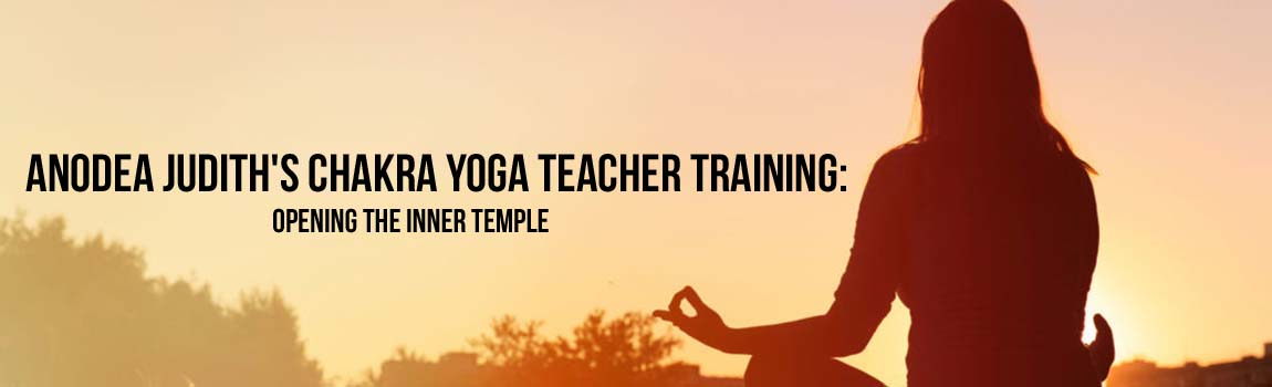 201 - Anodea Judith\u0027s Chakra Yoga Teacher Training - Anodea Judith