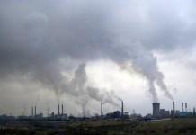 Poluare oras