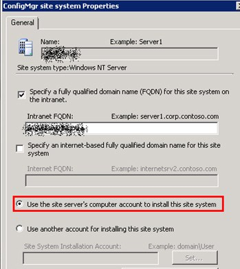 configmgr sccm  ConfigMgr Packages are not getting updated on new site system DP DC