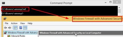 Windows Firewall Rule 2
