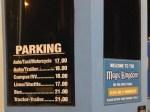 Paid Parking at Walt Disney World Resort Hotels?